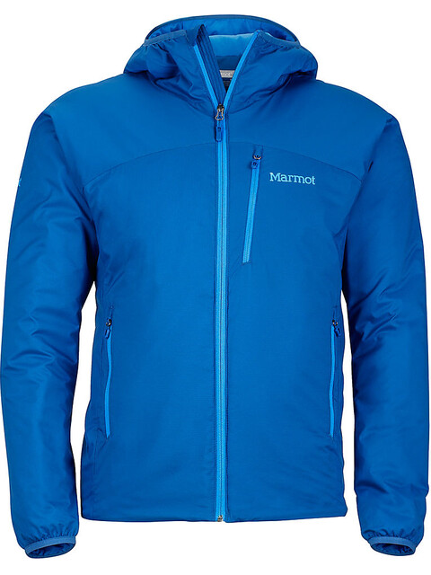 Marmot Novus Jas Heren blauw